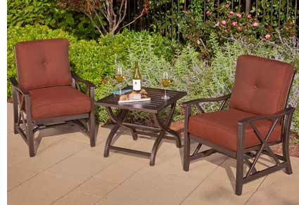 Agio Haywood Outdoor Furniture
