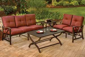 Agio Haywood Patio Set