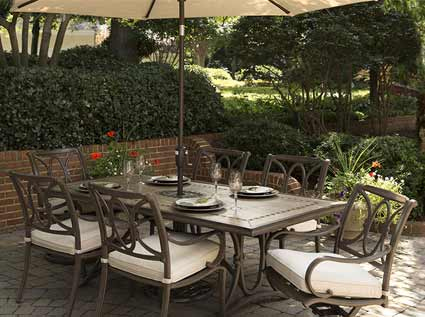 Agio Kendall Patio Dining Set
