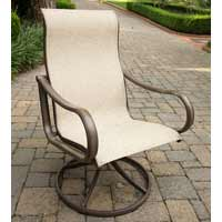 Agio Kendall Patio Sling Chair