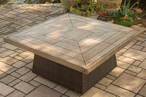 Agio Newport Beach Patio Table