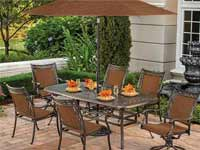 Agio Ashmost Outdoo Patio Set