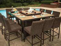 Agio Franklin Outdoor Patio Set