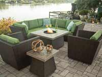 Agio Newport Beach Patio Set