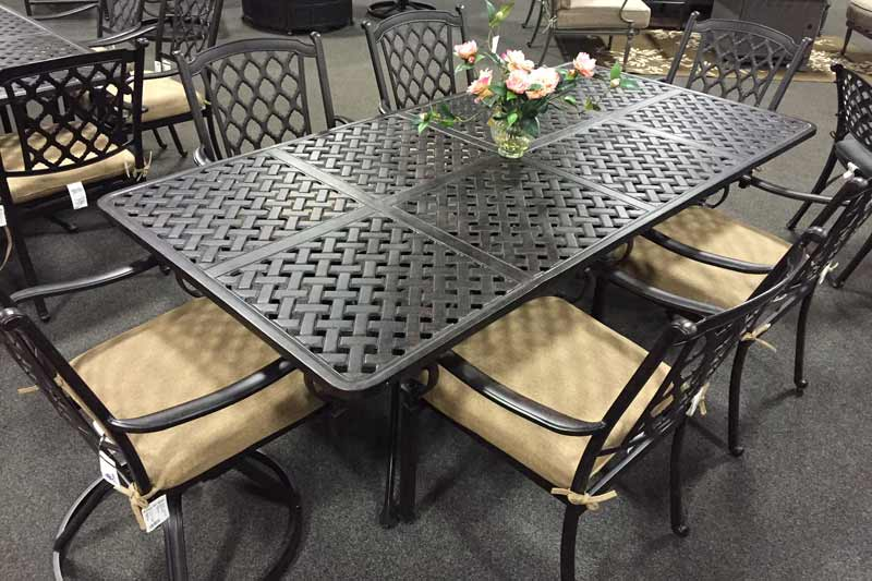 Atlas Trellis Patio Furniture