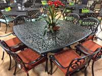 Atlas Cadence Dining Patio Set
