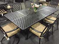 Atlsa Trellis Patio Set