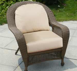 North Cape Winward Wicker Chair