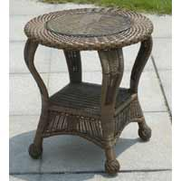 North Cape Winward Wicker Table