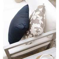 Telescope Ashbee Cushion Patio Furniture Pillows
