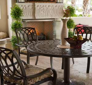 Telescope Ocala Patio Dining Set