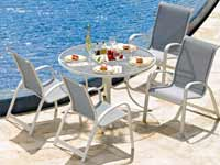 Primera Sling Patio Furniture Set
