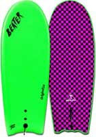 Beater Single Fin Body Board