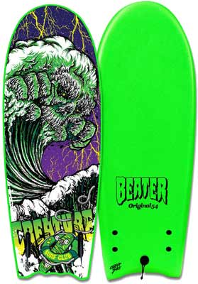 Catch Surf Beater Creature Surf Club X Original 54""
