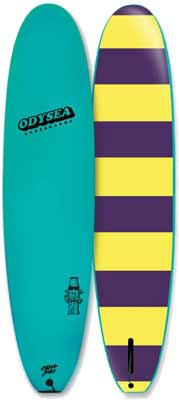 "Catch Surf Odysea Plank - Single Fin - 9'0"" Bodyboard"