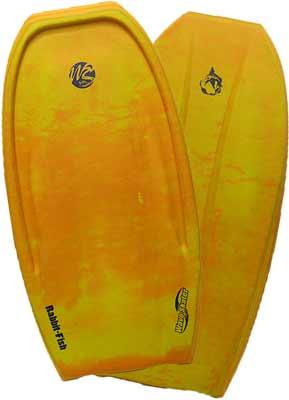 "Wave Skater Pro Rabbit Fish 45 3/4"" Body Board"
