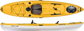 Elie Coast 120 XE Angler Kayak