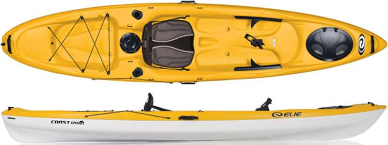 Elie Coast 120 EX Angler Kayak
