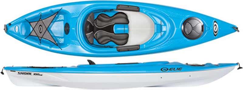Elie Shoal 100 EX Kayak