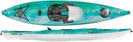 Elie Shoal 120 XE Kayak
