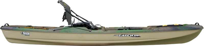 Pelican Apex 130T Kayak
