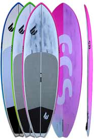 "ECS Wide Boy 8'10"" SUP, Stand Up Paddle Board"