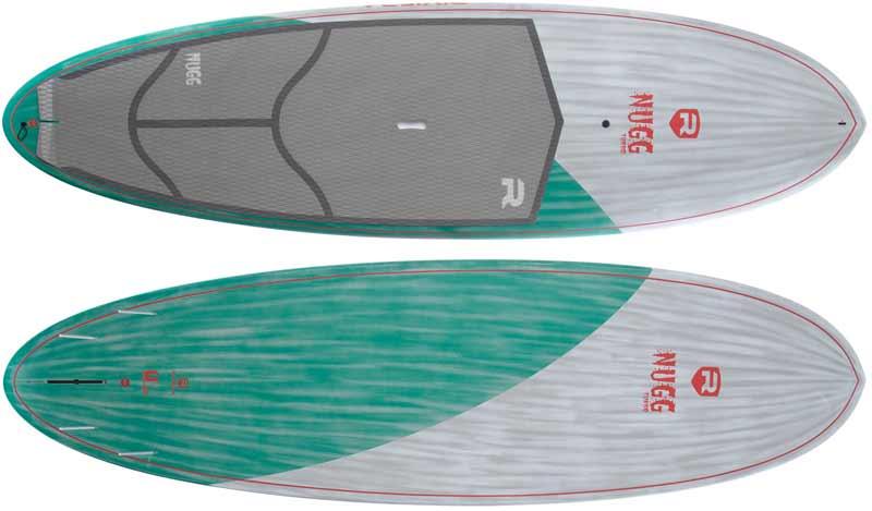 """Riviera 9'2"""" Nugg Turbo SUP Board"""