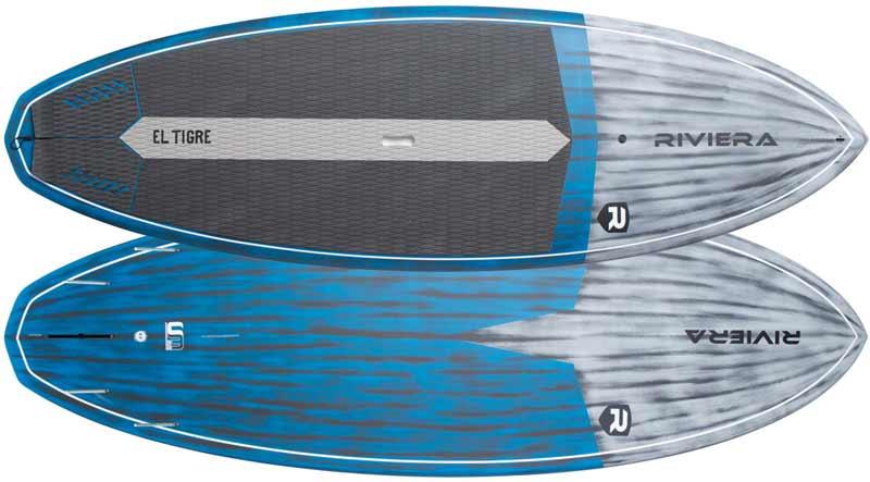 """Riviera El Tigre Gordo 8'8"""" SUP Board"""