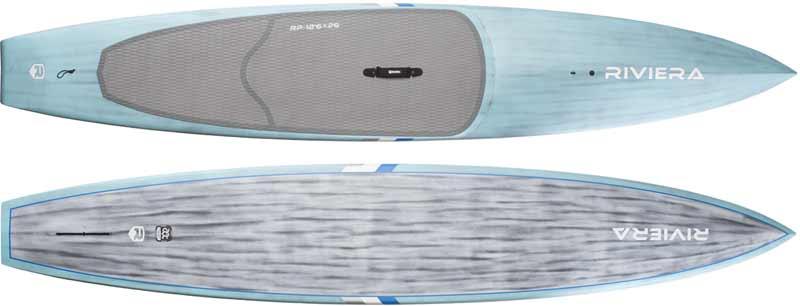 """Riviera RP 12'6"""" x 26"""" SUP Board"""