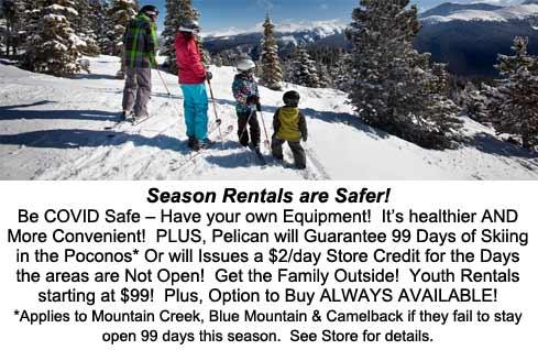 Pelican Ski & Snowboard Rental