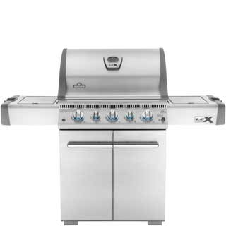 Napoleon BBQ Grill LEX 485 WITH INFRARED SIDE AND REAR BURNERS