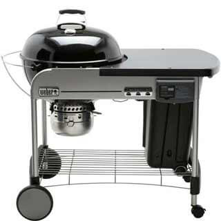 Weber Performer Deluxe Charcoal BBQ Grill