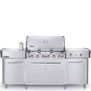 Weber Summit Gas Grill Center