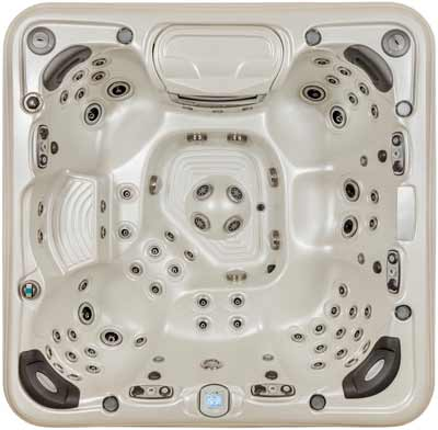 ARTESIAN - PLATINUM ELITE - PIPER GLEN HOT TUB