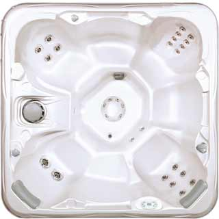 Sundance Spas 680 Denali Hot Tub