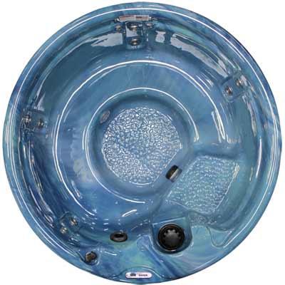 Cal Spas ROUND PZ-511R Hot Tub