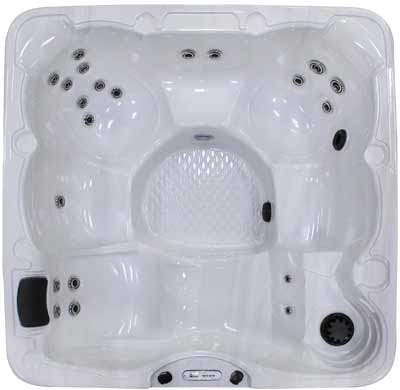 Cal Spas PACIFICA PZ-722L 6-person Hot Tub