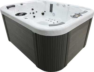 COAST SPAS - MICROSILK SERIES - OMEGA 32 HOT TUB