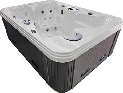 COAST SPAS - PATIO SERIES - ARUBA 21 HOT TUB