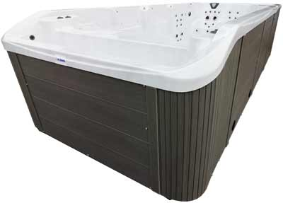 COAST SPAS - WELLNESS SWIM SERIES - WELLNESS INFINITY ULTRA PERFORMANCE 46 HOT TUB