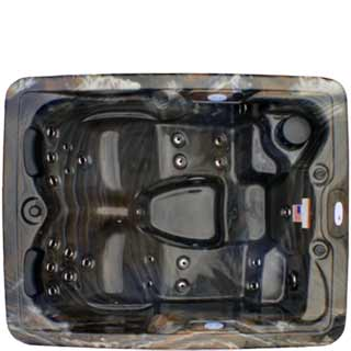 Signature Spas NSS-3 HOT TUB