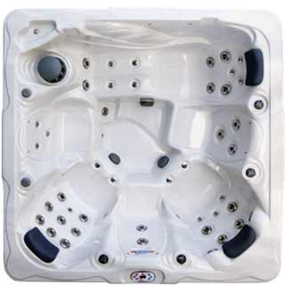 Signature Spas SS-44 HOT TUB