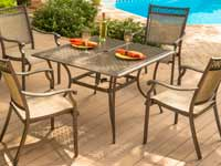 Agio Andover Patio Set