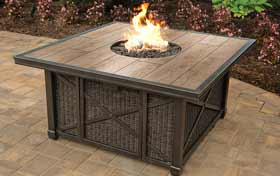 Agio Franklin Fire Table