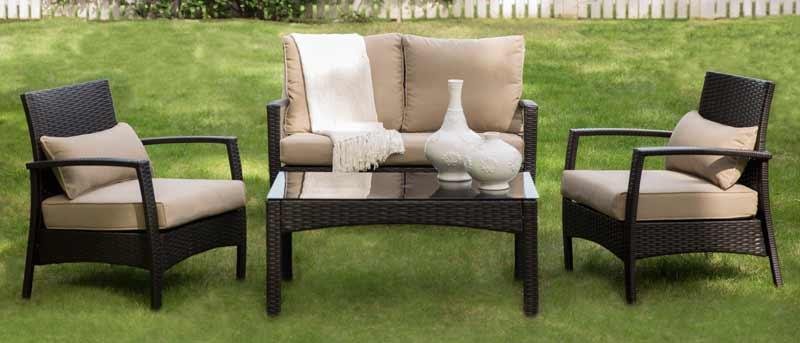 Agio Monroe Patio Set - Outdoor Furniture By Agio Monroe Pelican Patio NJ & PA
