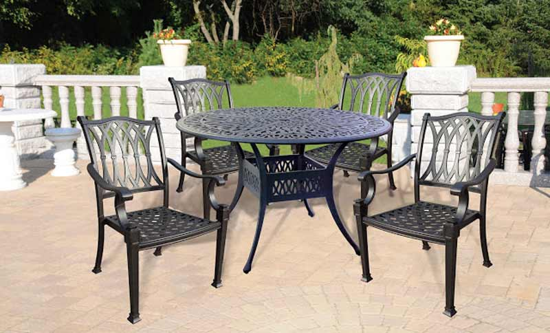 DWL Elizabeth Patio Dining Set