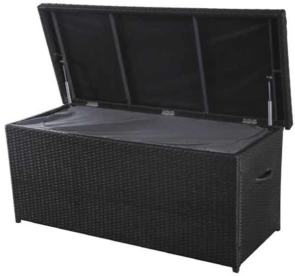 DWL Wicker OUTDOOR PATIO Box