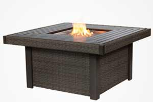 Ebel Fire Pits Outdoor Patio Set
