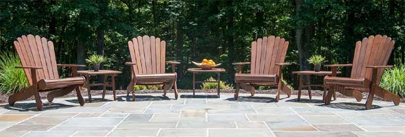 Jensen Leisure Adirondack Chairs