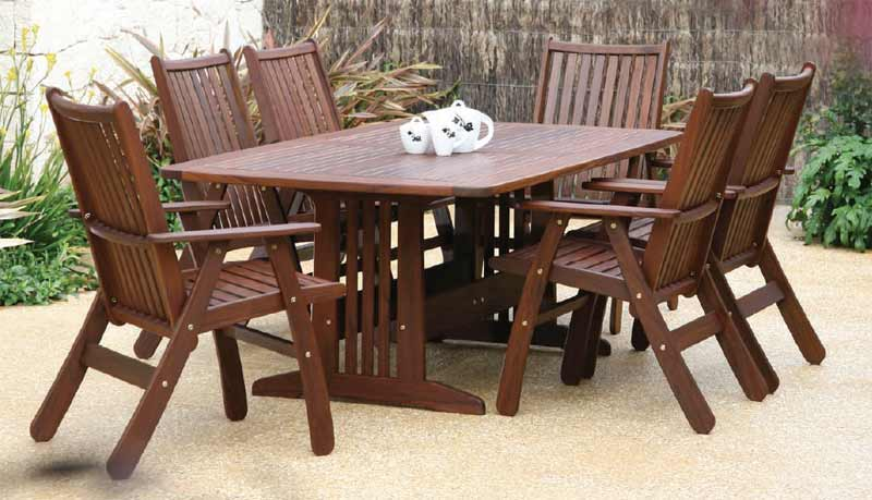 JENSEN LEISURE GOVERNOR PATIO SET